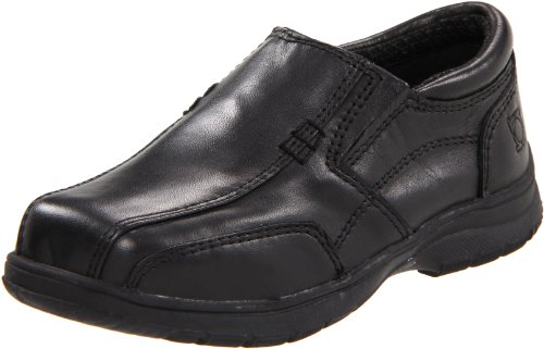 Kenneth Cole Reaction Check N Check 2 Slip On (Toddler/Little Kid),Black,9.5 M Us Toddler front-880636