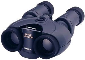 Canon 10x30 Image Stabilization Binoculars w/Case, Neck Strap & Batteries