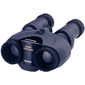 Canon 10x30 and 10x42 Image Stabilized Binoculars - Review