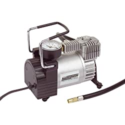 Mannesmann - M01790 - Mini compressore in alluminio, 140 psi