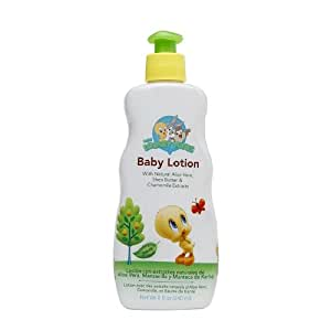 baby looney tunes baby lotion 8 oz pack of 2 baby. Black Bedroom Furniture Sets. Home Design Ideas