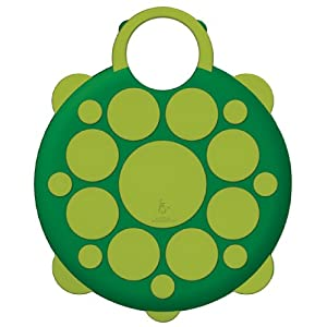 Boston Warehouse Turtle Cutting Board and Trivet Combo