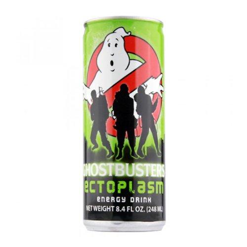 Ghostbusters Ectoplasm Energy Drink