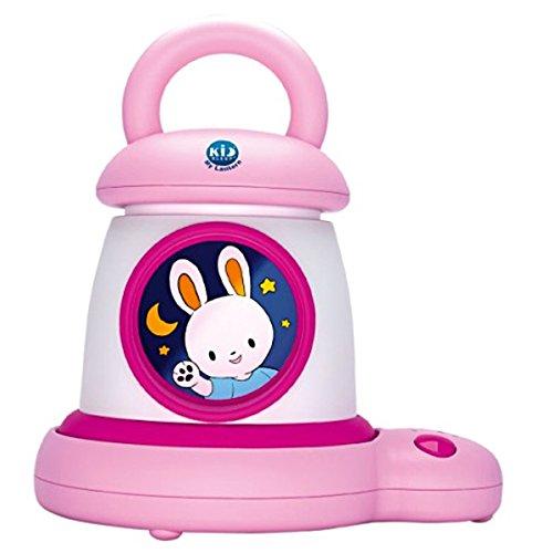 Kid'sleep My Lantern Pink Portable Nightlight, Pink