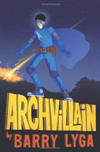 Cover of Archvillain
