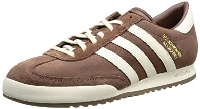 adidas Mens Beckenbauer Low Top: Amazon.co.uk: Shoes & Bags