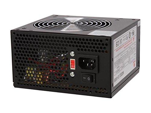 Coolmax ATX 600W 120mm Silent Fan Semi-Modular Power Supply CU-600B (Modular Fan compare prices)