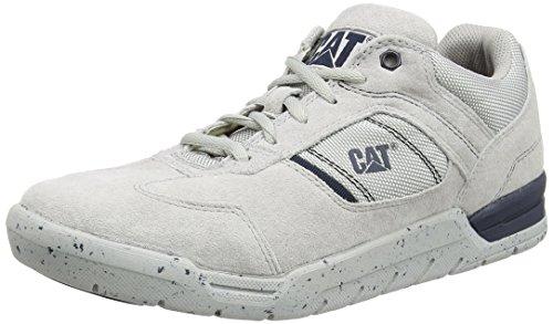 Gatto abisso, Sneaker Low-Top da uomo, Grigio (Grigio), 40