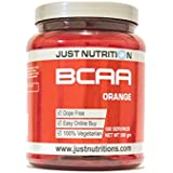 Just Nutrition BCAA Orange 500 Gm