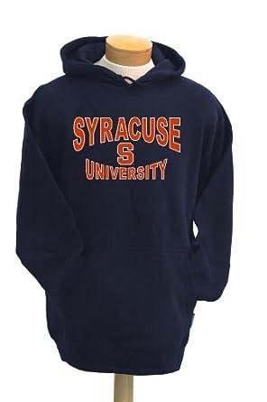 NCAA Mens Syracuse Orangemen Sinatra Hooded Sweatshirt by CI Sport