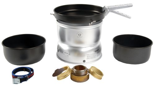 Trangia 25 Non-Stick Cookset With Spirit Burner