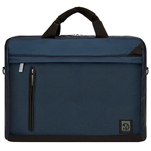 Click to buy 15.6inch Vangoddy Adler Laptop Shoulder Bag for Asus Transformer Book Flip TP550 / X553 X553SA / X555 X555LA - HI31103J / ZenBook U56E Bamboo Collection U53SD UL50At (Navy Blue with Black Trim) - From only $34.95