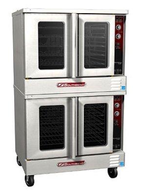 Southbend Gs/25Sc Double Full Size Gas Convection Oven - Lp, Each