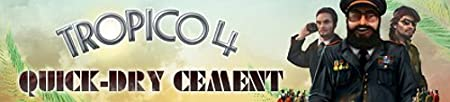 Tropico 4: Quick-dry Cement DLC  [Online Game Code]