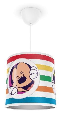 Philips e Disney, Lampadario Sospensione LED, Paralume Mickey Mouse