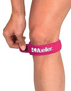 Mueller Jumpers Knee Strap, Pink - 1/Each