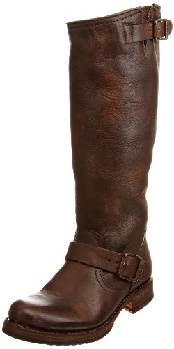 Frye Veronica Slouch Womens Knee High Boots Veronica Slouch Dark Brown 7.5 UK, 40.5 EU, 9.5 US