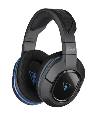 Turtle Beach Ear Force Stealth 400 Premium Fully Wireless Playstation 4, Playstation 3, & Mobile Gaming Headset