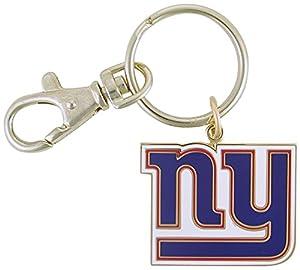 York Giants Keyring Schlüsselanhänger mit Clip by Peter David