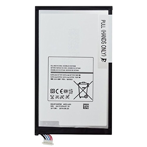 BPX EB-BT330FBE 4450mAH Li-Polymer Premium Battery for Samsung Galaxy Tab 4 8 T330 T331 T335