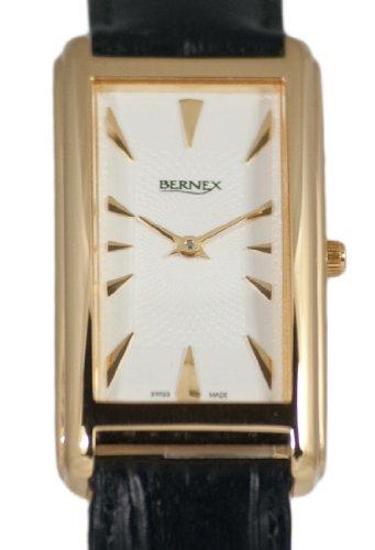Bernex GB11138 - Reloj de pulsera hombre, piel
