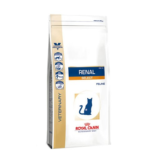 Royal Canin Renal Select Katze 4 kg.