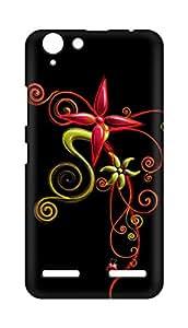 Amez designer printed 3d premium high quality back case cover for Lenovo K5 Plus (Abstract Dark 5)