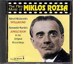 Film Music of Miklós Rózsa [SOUNDTRACK]
