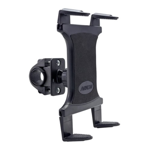 Arkon Boat Helm Tablet Mount with Universal Tablet Cradle for Apple iPad 2 3 4 5, Acer Iconia A500, AOC Breeze, Archos: 101, 70, Asus EEE Pad Transformer, BlackBerry PlayBook, eLocity A7, HP: Slate, TouchPad, Motorola Xoom, Samsung Galaxy Tab and Galaxy Tab 10.1, SuperPad, Toshiba Thrive, Velocity Cruz T301 and ViewSonic: gTablet, ViewPad 10, ViewPad 7