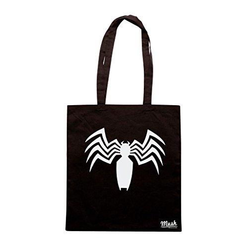 Borsa Venom Logo - Nera - Film by Mush Dress Your Style