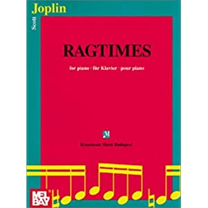 Ragtime (Music Scores)