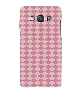 PrintVisa Illusion Art Pattern 3D Hard Polycarbonate Designer Back Case Cover for Samsung Galaxy A7