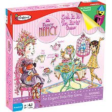 Colorforms Games Fancy Nancy Tea Party - 1
