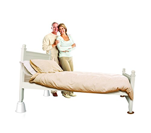 Slipstick Cb656 5 Inch Incline Bed Risers For Acid Reflux