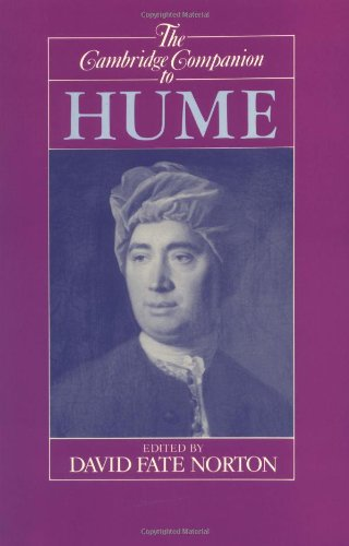 David Fate Norton, ed., The Cambridge Companion to Hume