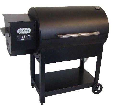 Louisiana Grills Lg-001000-1570 Cs-570 Country Smoker 570