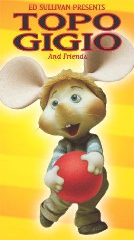 Ed Sullivan - Topo Gigio and Friends [VHS]