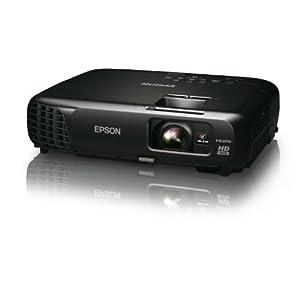 EPSON プロジェクター EH-TW410 2,800lm WXGA 2.4kg