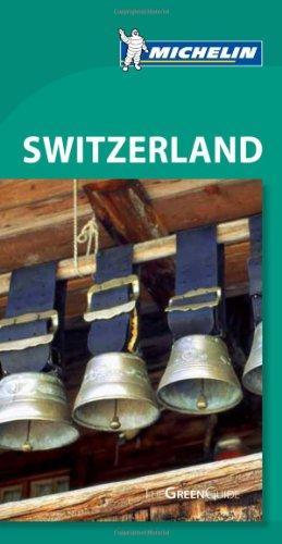 Michelin Green Guide Switzerland (Green Guide/Michelin)