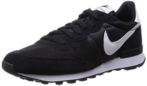 Nike Internationalist, Scarpe sportive, Uomo, Nero (Black/Smmt White-Ntrl Gry-Wht), 42