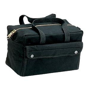 G.I. Type Brass Zipper Mechanics Tool Bag