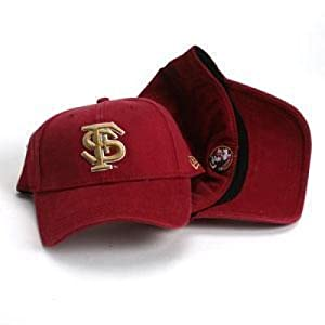 Florida State Seminoles New Era Hat - Foundation Cap by SportShack INC