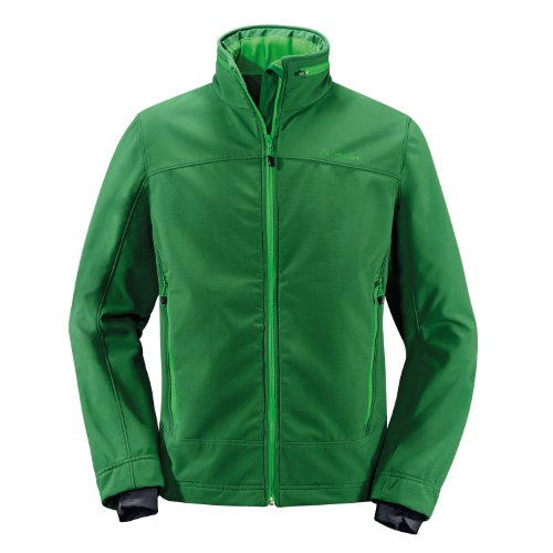 Vaude Softshelljacke Men's Hogback Jacket jungle (Größe: M)