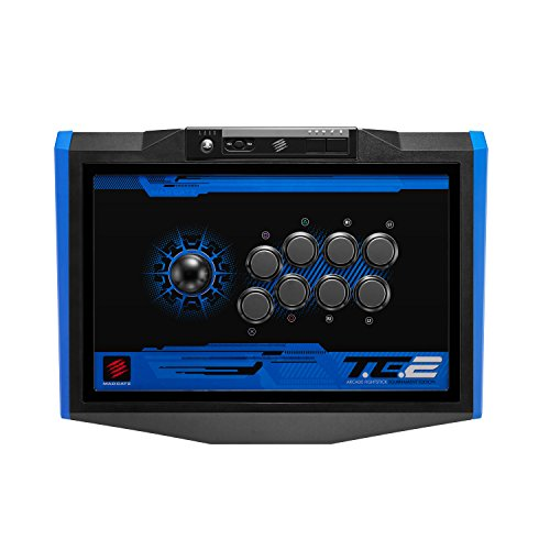 Mad Catz Arcade FightStick Tournament Edition 2 for PlayStation 4 and PlayStation 3 (Marvel Capcom Ps4 compare prices)