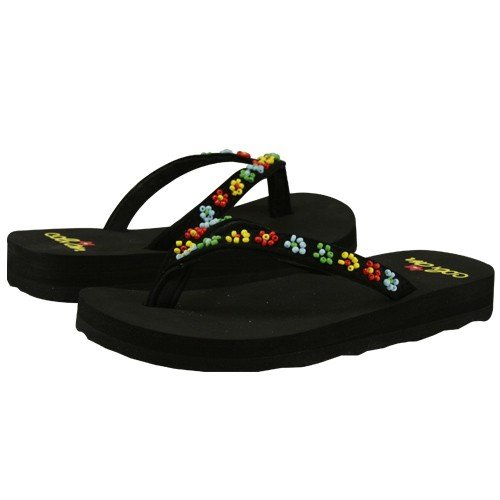 Cheap Cobian Palomita Black Youth Girls Sandal (B003IQJQJO)