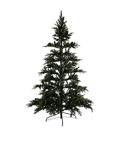 Christmas Chalet  Albero Di Natale Cm 230H (550 Luci)