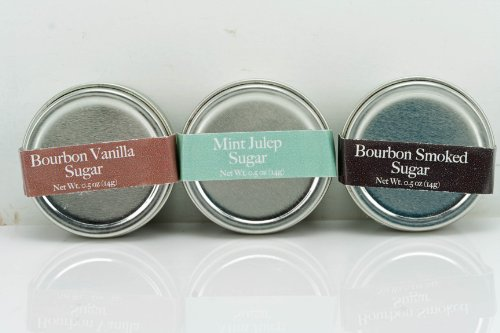 Bourbon Barrel Sweet Sampler Pack - Vanilla Sugar,