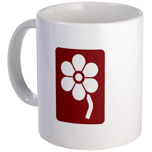 Cafepress Flower Garden, Uk Mug - Standard