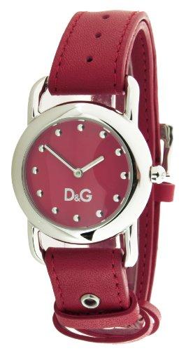 Dolce Gabbana DW0643 - Reloj analógico de cuarzo para mujer con correa de  piel c2e67afed3a4