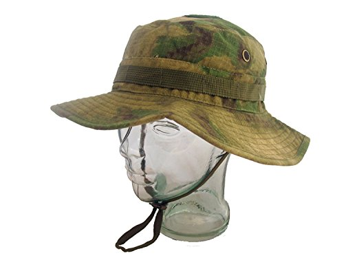 Learn More About DLP Tactical Boonie Hat with Velcro Panels